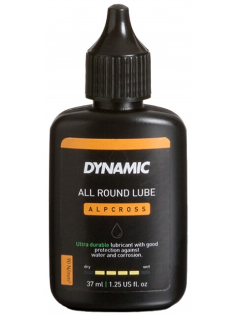 Dynamic All Round Alpcross 37ml svart